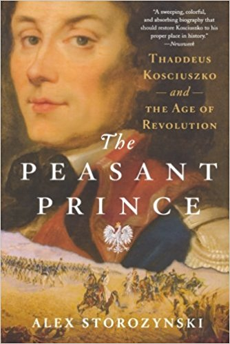 The Peasant Prince, A Two-Country Freedom Fighter Book Review