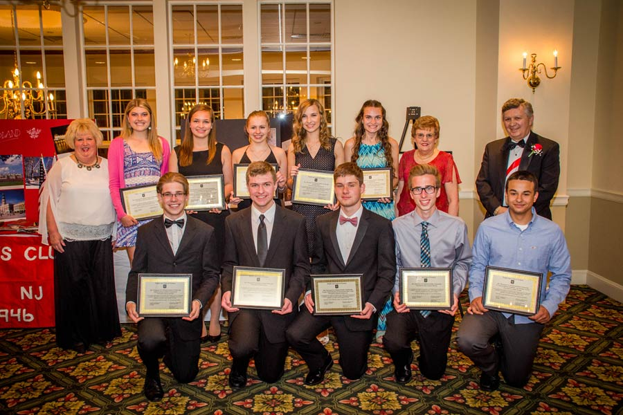 2015 Scholarship Award Recipients