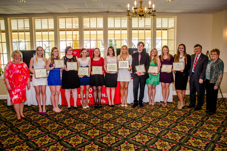 2016 Scholarship Award Recipients