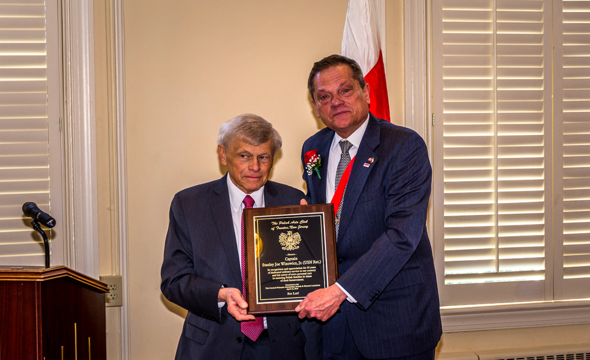 2017 Polish Arts Club Honoree