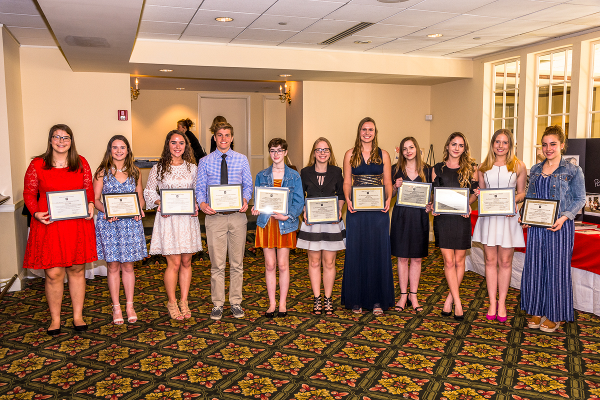 2018 Scholarship Award Recipients